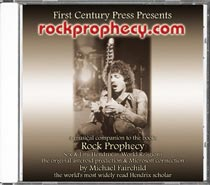 Rock Prophecy CD Jewel Case